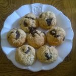 Petits gâteaux façon cookies