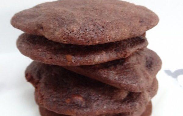 Cookie tout chocolat noix de macadamia