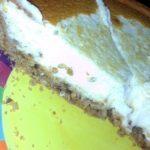 Cheesecake à l'américaine nature
