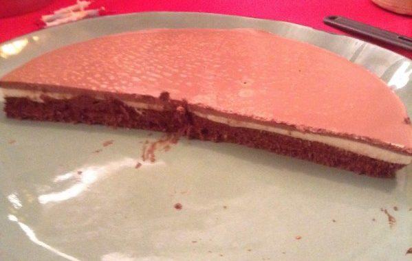 Délice aux 3 chocolats
