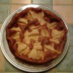 Gâteau italien aux pommes