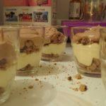 Tiramisu cookies nutella