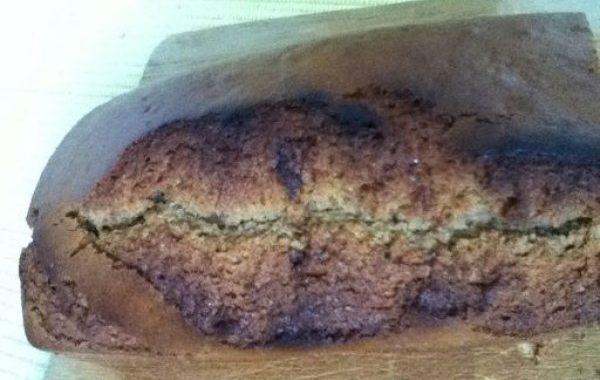 Cake speculoos nutella
