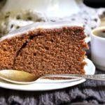 Gâteau au yaourt et au chocolat café