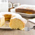 Gâteau au yaourt à la noix de coco très facile