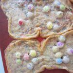 Pancooks, mi-cookies, mi-pancakes