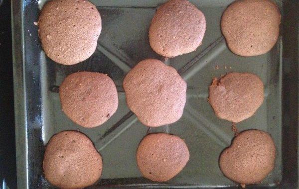Cookies au chocolat moelleux