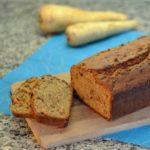 Cake au panais et aux noix de pécan