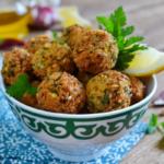 Falafel (croquettes de pois chiches)