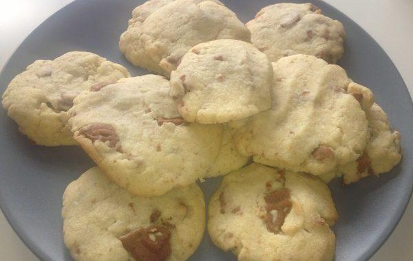 Cookies au spéculoos