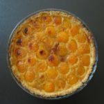 Véritable tarte aux abricots bretonne