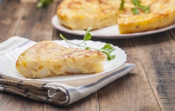 Tortilla facile (Espagne)