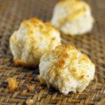 Rochers à la noix de coco végétaliens et sans gluten