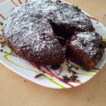 Gâteau au Chocolat au rice cooker