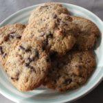 Cookies moelleux chocolat noix de pécan