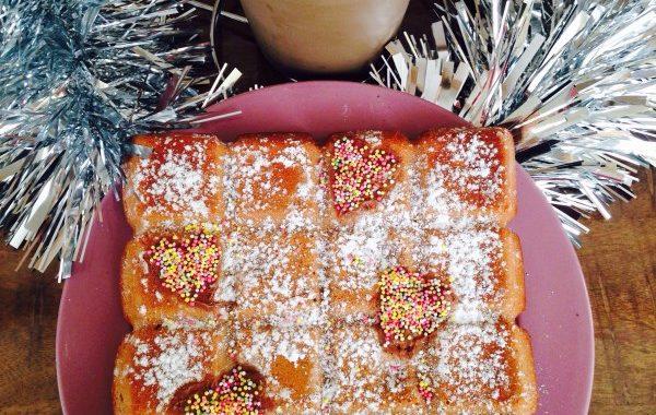 Fondant facile à la crème de marron et pralinoise
