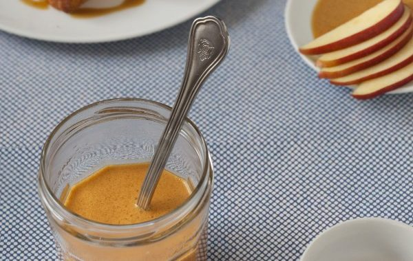 Crème caramel au beurre salé façon pâte à tartiner