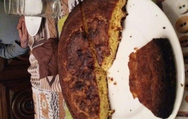 Gâteau au chocolat blanc facile