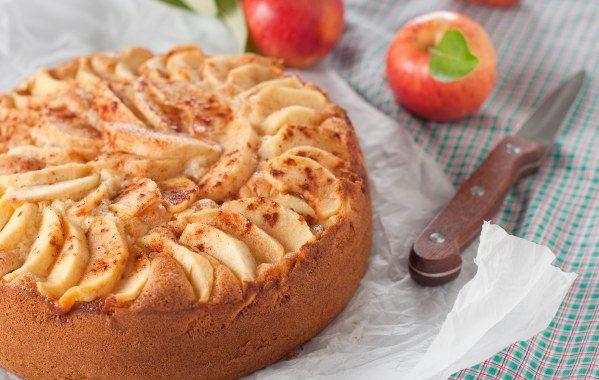 Moelleux aux pommes de Katrine