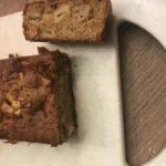 Cake à la pomme et à la cannelle gourmand