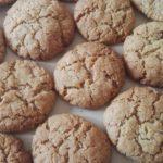 Biscuits à la cassonade
