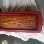 Cake aux brugnons