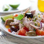Salade de riz d'été facile