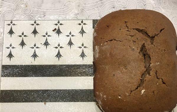 Pain d'épice breton moelleux