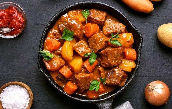 Boeuf carottes facile