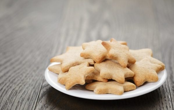 Petits biscuits au gingembre
