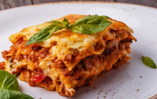 Lasagnes à la bolognaise très facile