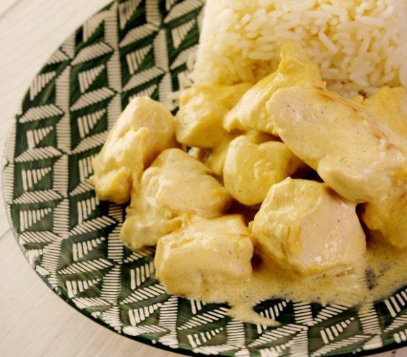 Filets de poulet à la moutarde et à la crème