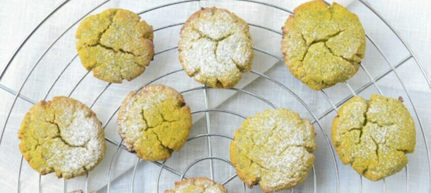 Biscuits courgette-amande