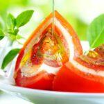 Tomate-mozzarella gigogne