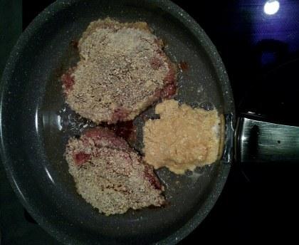 Steak milanais