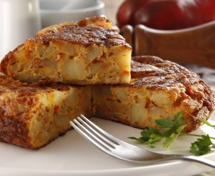 Tortilla catalane