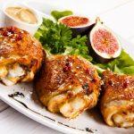 Cuisses de poulet aux figues