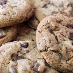 Cookies de Justine aux trois chocolats