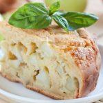 Gâteau aux pommes moelleux