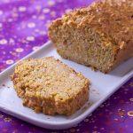 Cake au quinoa soufflé carottes et jambon