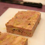 Foie gras de canard au comté et noix grillées, de David Zuddas