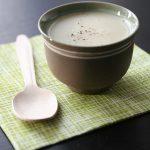 Sauce béchamel, sans lait de vache et sans beurre (pour allergique au lactose)
