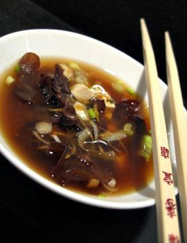 Soupe japonaise au miso
