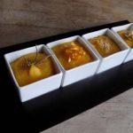 Velouté de potimarron à l'orange et aux épices