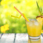 Cocktail aux fruits sans alcool