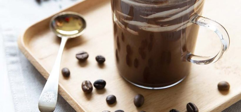 Café mocha ou mochaccino