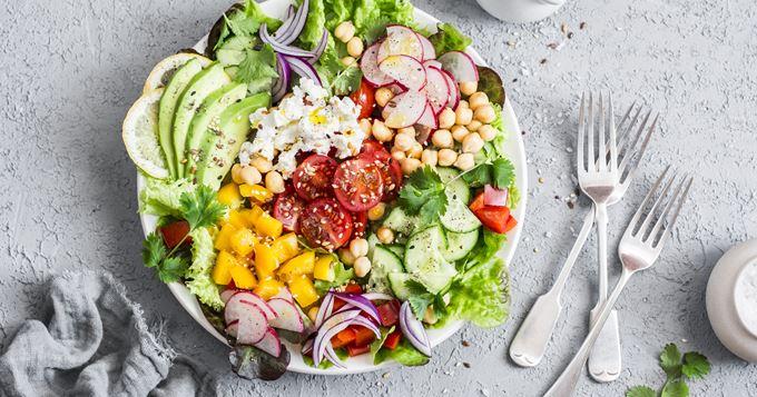 Buddha bowl aux légumes