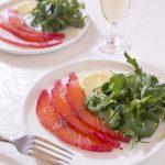 Gravelax saumon betterave façon Jamie Oliver