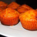 Cakes chorizo-emmental