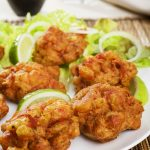 Bhajias indiens végétariens
